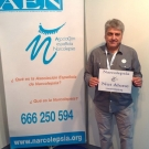 manuel-president-of-la-asociacion-espanola-de-narcolepsia-aen-in-valencia-at-the-5th-congress-of-sleep-medicine-spain