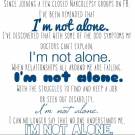 narcolepsy-not-alone-dan-nc-im-not-alone-dan-inspirational-quote-narcolepsy-the-doctors-show
