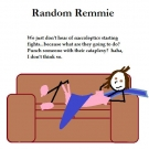 random-remmie-cataplexy-fights