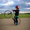 Meet a Superstar: BMX Track Racing with Narcolepsy