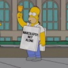 """The Simpsons Modifies Homer Narcolepsy Episode """"Somewhat"""" After Reading Narcolepsy Article"""