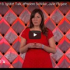 WATCH NOW: MedX 2015 Ignite! Talk by Narcolepsy Advocate, Julie Flygare