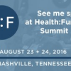 Narcolepsy e-Patient Keynote to over 1,000 Healthcare Leaders at Health:Further Summit