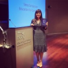 Speaking about Narcolepsy at Sleep Symposium