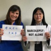 Taiwan Joins Narcolepsy: Not Alone campaign!!