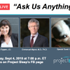 """Ask Us Anything!"" with Dr. Mignot, Julie Flygare and Watson"