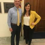 A Moment I'll Cherish Forever: Meeting my Representative Adam Schiff