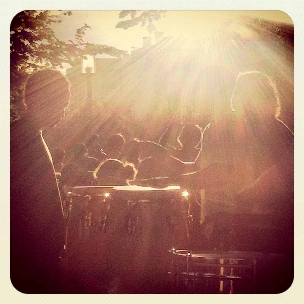 meridian park drum circle 1024x1024 Heartbeats: Finding Mine Again