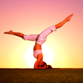 yoga headstand A Dream Among Dreams: Taking On Yogas Headstand