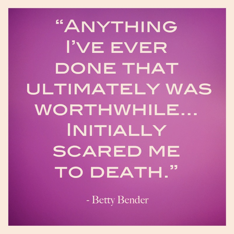 REM Runner\'s Top 13 Inspirational Quotes – #11 Scared to Death