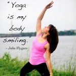 julie flygare yoga is my body smiling square