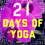 21 days yoga challenge narcolepsy blog
