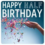 book half birthday