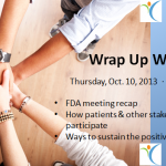 FDA narcolepsy wrap up webinar