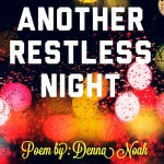 another restless night poem narcolepsy blog