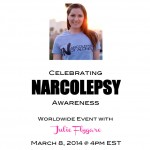 narcolepsy event julie flygare narcolepsy spokesperson suddenly sleepy saturday march 8 2014 national sleep awareness week