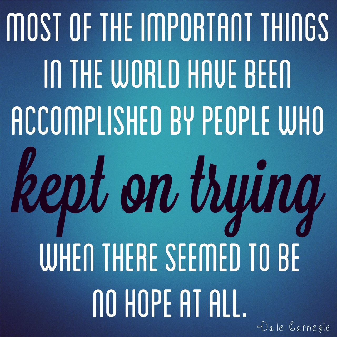 Top 5 Inspirational Quotes of 5 – #5 No Hope