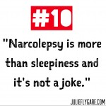 narcolepsy is more than sleepienss and not a joke 10 things you didn't know about narcolepsy julie flygare narcolepsy spokesperson