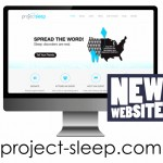 PROJECT SLEEP NEW WEBSITE SLEEP HEALTH SLEEP DISORDERS AWARENESS CAMPAING EVENT SLEEP NON PROFIT ORGANIZATION