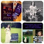 narcoelpsy not alone julie flygare narcoleptic blog narcolepsy awareness campaign giveaway prize winners