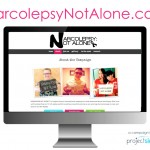 NARCOLEPSY NOT ALONE PROJECT SLEEP NEW WEBSITE 10