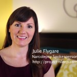 Narcolepsy PSA Project Sleep Founder Julie Flygare