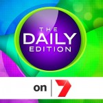 the daily edition on channel 7