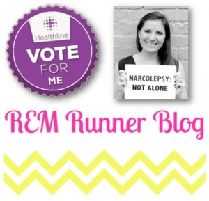 rem runner blog narcolepsy medications narcolepsy treatment living with narcoleptic sleepiness spokesperson