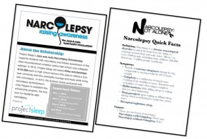 narcolepsy scholarship application college high school students with narcolepsy diagnosis treatment project sleep