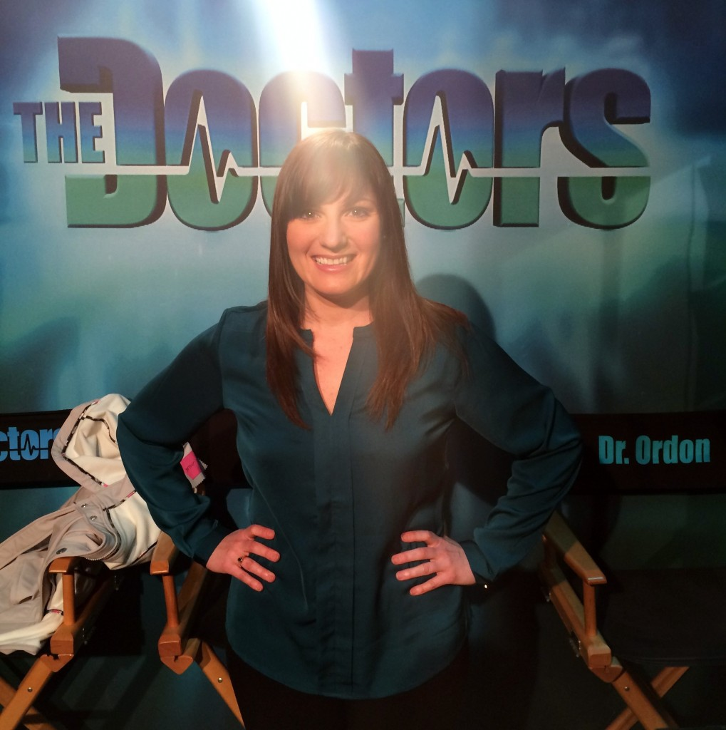 Julie Flygare Narcolepsy The Doctors TV Show 2