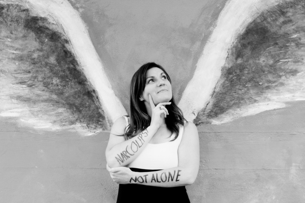thinker julie flygare wings narcolepsy not alone