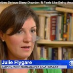 narcolepsy advocate Julie Flygare project sleep narcoleptic diagnosis narcolepsy treatment