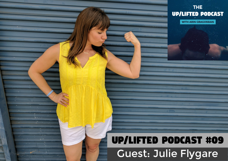 julie flygare uplifted podcast narcolepsy project sleep